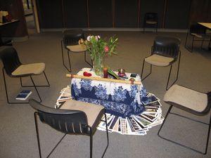 Altar circle 1