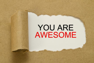 Youareawesomenote